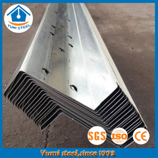 Higher-toughness Zee Purlins for Steel Frame House