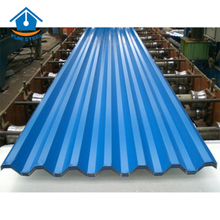 Galvanized Construction Metal Corrugated Claddings