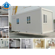 Steel Structure Portable Prefabricated 20ft Container House