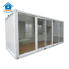Portable Flat Packing Steel Structure Container