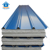 50mm Light Weight Eps sandwich Roof Panel For House
