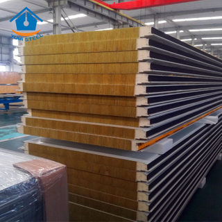 75mm Mineral wall sandwich panels for building