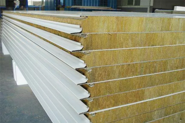 rock wool sandwich panel 4