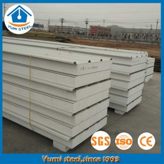 150mm Thick EPS Sandwich Roof Panels for Prefab House